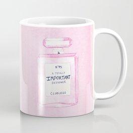 Clueless Design Co. Coffee Mug
