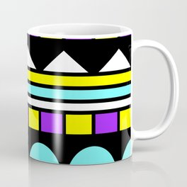 MOON PATTERN 001 Coffee Mug