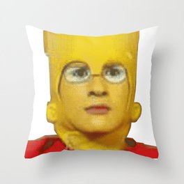 khj Throw Pillow