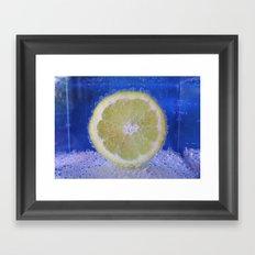 Star Crossed  Framed Art Print