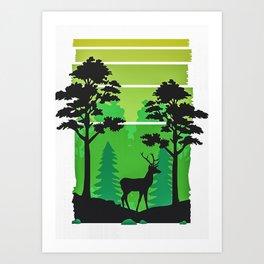 Beautiful Landscapes Art Print