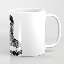 Walrus with a Pipe Coffee Mug