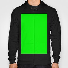Electric green Hoody