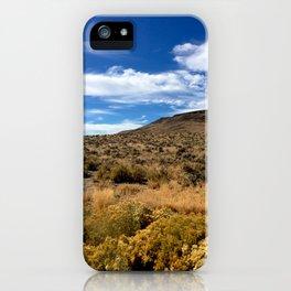 High Desert 1 iPhone Case