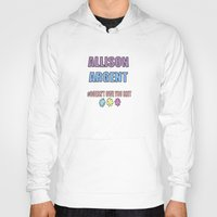 allison argent Hoodies featuring Allison Argent by Spattergroit101