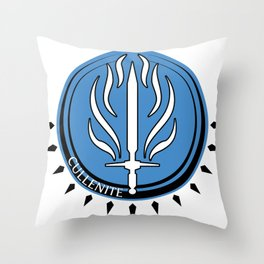 Proud to be a Cullenite Throw Pillow
