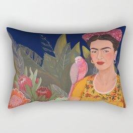 Frida.licious Rectangular Pillow
