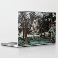 fairies Laptop & iPad Skins featuring Forest Fairies by Shannon Sleeman