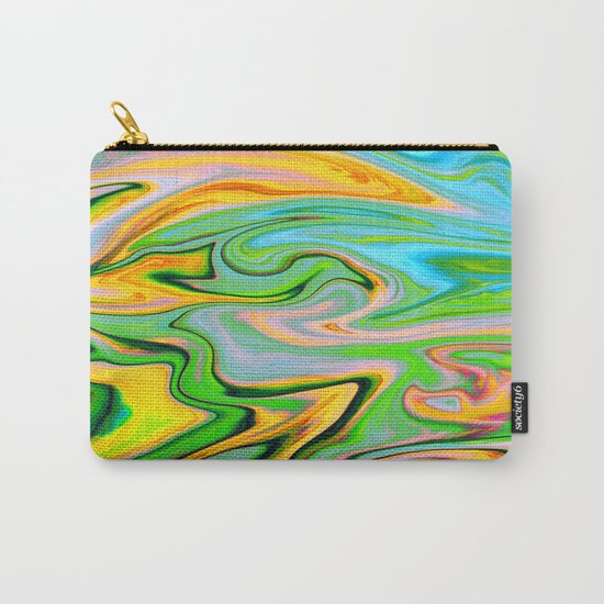 Marbled XIV Carry-All Pouch