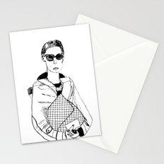 Bag Lady Stationery Cards