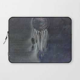 Gray Dreams Laptop Sleeve