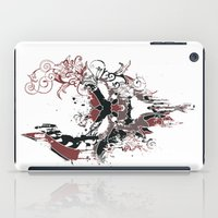 bull iPad Cases featuring Bull by iEvgeni