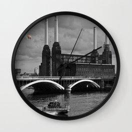 Pink Floyd Pig Wall Clock