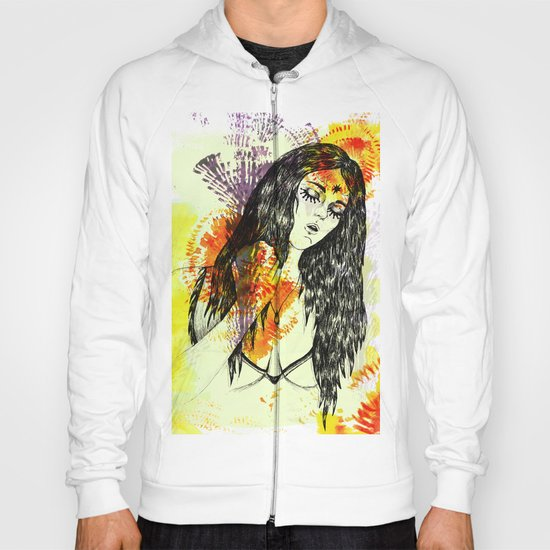 Tribal Beauty 3 Hoody