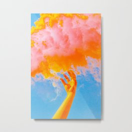 Fumao Metal Print