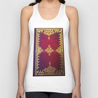 tool Tank Tops featuring Tool Me by Jrr Bookworks