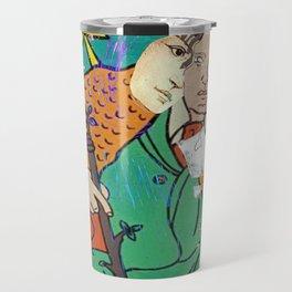 brigid's wilde embrace Travel Mug