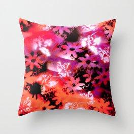 Cantaloupe Island Throw Pillow