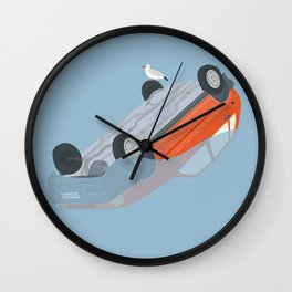 it's mine now Wall Clock