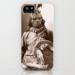 Sitting Maul iPhone Case