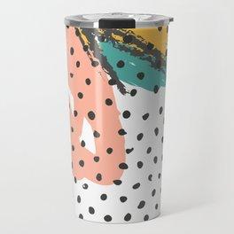 Beautiful Funny Art Prints Travel Mug