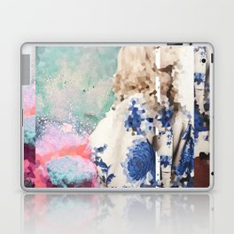 Crystal Explosions Laptop & iPad Skin