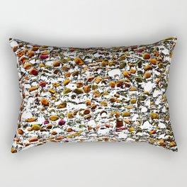 Salt on Sand Rectangular Pillow