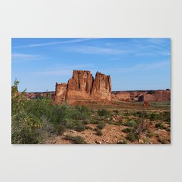 A Beautiful Place Canvas Print