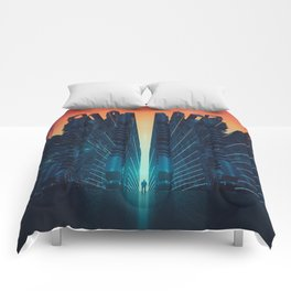 EGFX TECHNO GATEWAY M1116 Comforters
