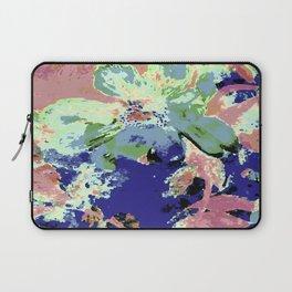 Pink Fleur Peony Laptop Sleeve