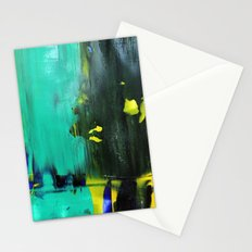 Abstract Painting 7 Stationery Cards