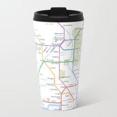 Middle Earth Transit Map Travel Mug