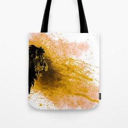 Lion Loud Tote Bag