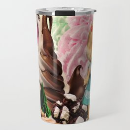 Soft Serve Forest (Candy Christmas Series) Travel Mug