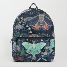 Luna Moth Backpack