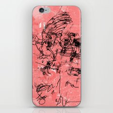 LOWER 4 iPhone & iPod Skin