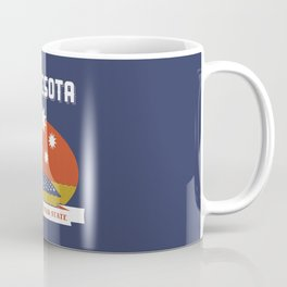 Minnesota - Redesigning The States Series Coffee Mug