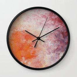 Compromise & Balance Wall Clock