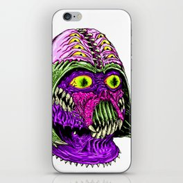 Lord Monster iPhone Skin