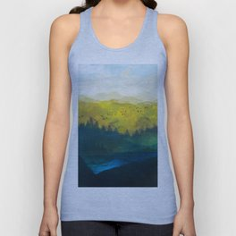Mountain Lake Unisex Tank Top
