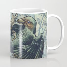 Bowerbirds Coffee Mug