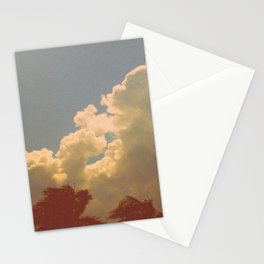 Palms & Clouds Stationery Cards
