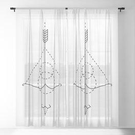 Artemis Sheer Curtain