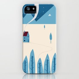 Little House iPhone Case