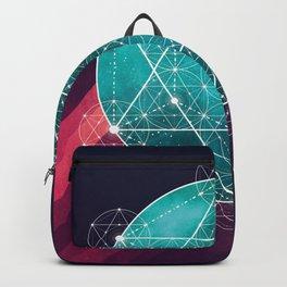 Sacred Geometry Backpack