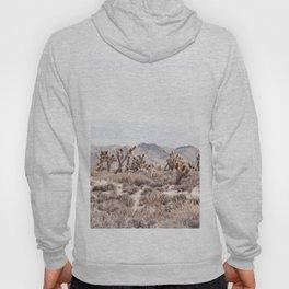 Joshua Tree // Vintage Desert Landscape Cactus Southwest Mountains Hoody