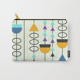 Kitty mid-century decor Carry-All Pouch