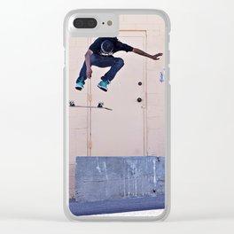 Heelflip II Clear iPhone Case
