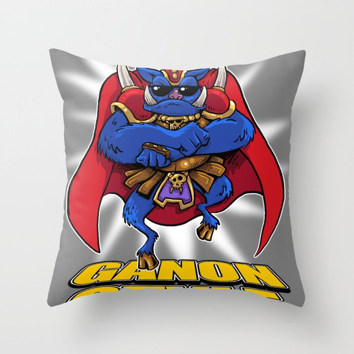 Oppa Ganon Style Throw Pillow By Bleee Society6