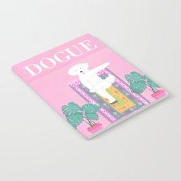 Dogue - Yoga Notebook
